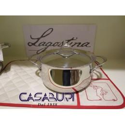 Lagostina Melodia Casseruola fonda con coperchio 26 cm