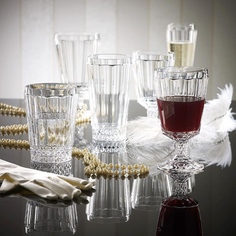 Villeroy & Boch Bernadotte Servizio Bicchieri 18 Pz