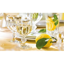 Villeroy & Boch Bernadotte Glasses Set 18 Pcs