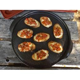 Emile Henry Cuoci Pizza 32 cm Fusain EH799512