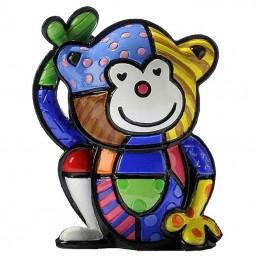 Romero Britto Figurina Scimmietta 334007
