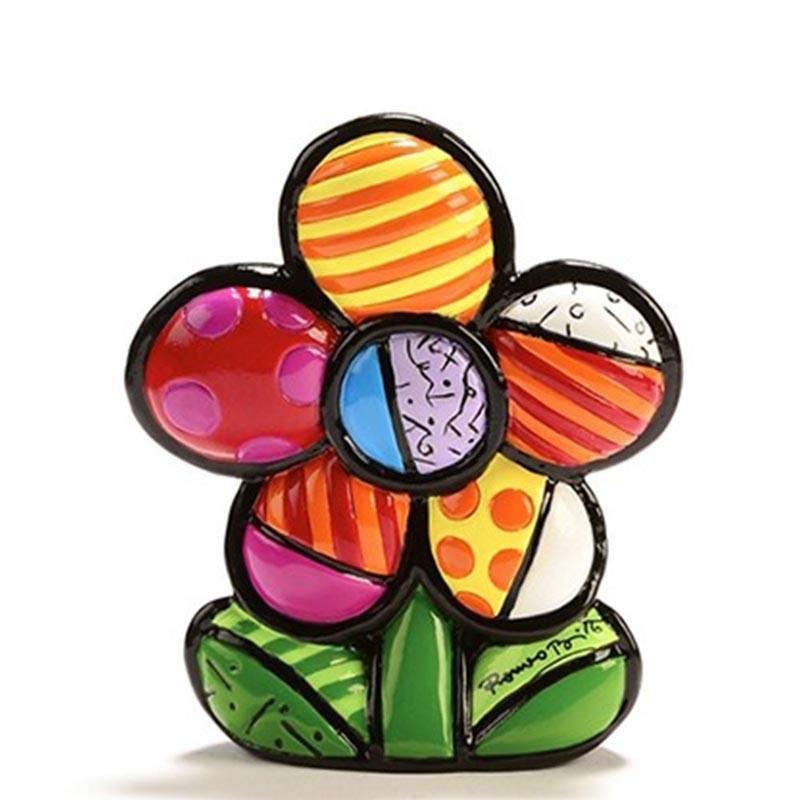 Romero Britto Figurina Mini Fiore 334121