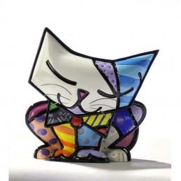 Romero Britto Figurina Mini Gatto Sugar 331392