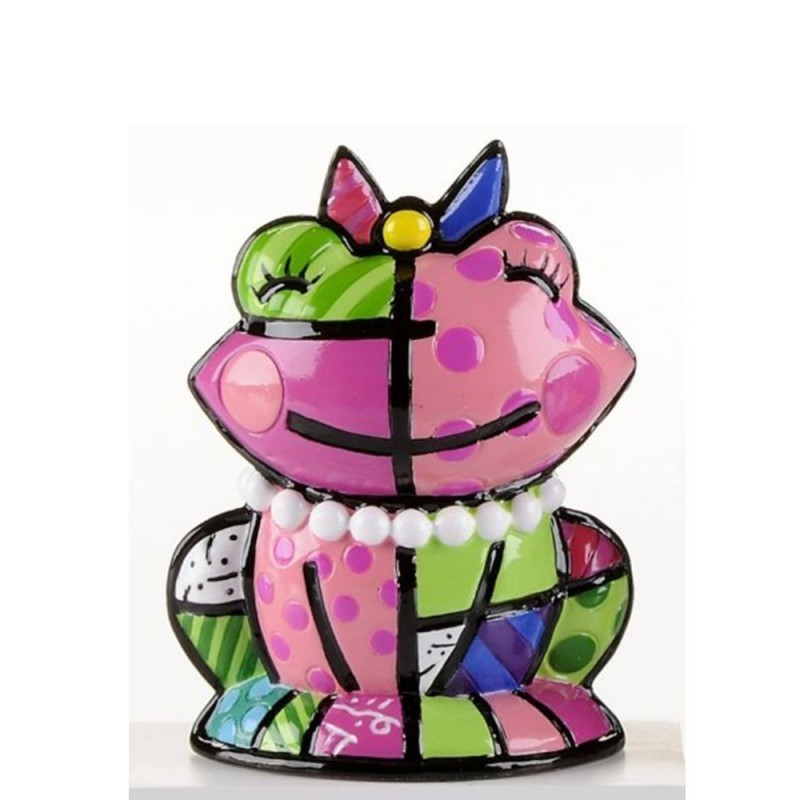 Romero Britto Figurina Mini Rana 331847