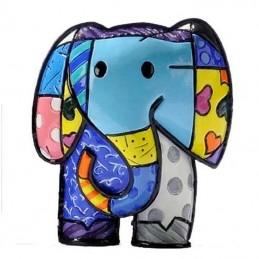 Romero Britto Figurina Mini Elefante Lucky 331381