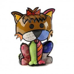 Romero Britto Figurina Mini Terrier 331385