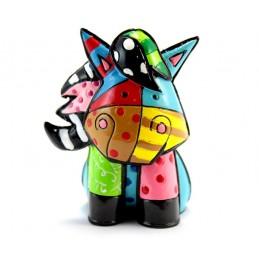 Romero Britto Figurina Mini Cavallo 331845