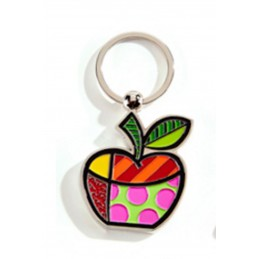 Romero Britto Portachiavi Apple 334395