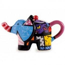 Romero Britto Teiera Mini Elefante 331825