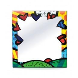Romero Britto Specchio da parete L/S A New Day 334292