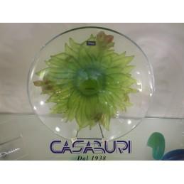 Daum Crystal Jonquilles Coppa in Cristallo 30 cm 01698