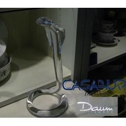Daum Crystal Cobra in Cristallo 2097