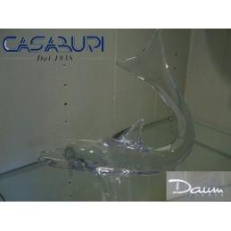 Daum Crystal Delfino in Cristallo 2068