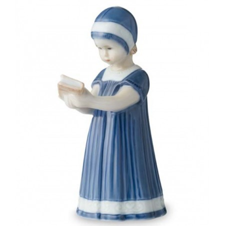 Royal Copenhagen Elsa con libro mini 1021077