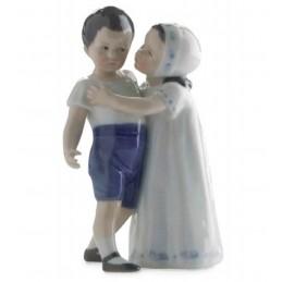 Royal Copenhagen Statuina Amore Rifiutato Mini 1021163