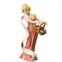 Royal Copenhagen Elsa Bianca 1028404 Edition Limited