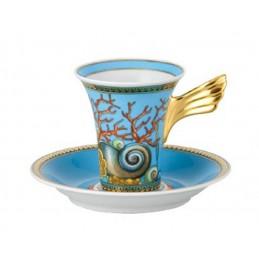 Versace Les Trésors de la Mer Tazza Caffè Espresso