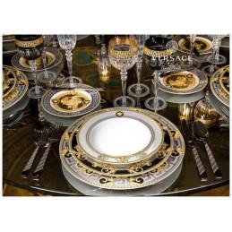 Versace Prestige Gala Piatto Piano 27 cm