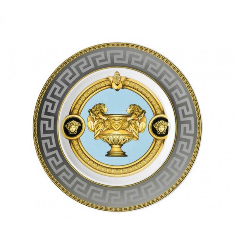 Versace Prestige Gala Le Bleu Piatto Piano 18 cm
