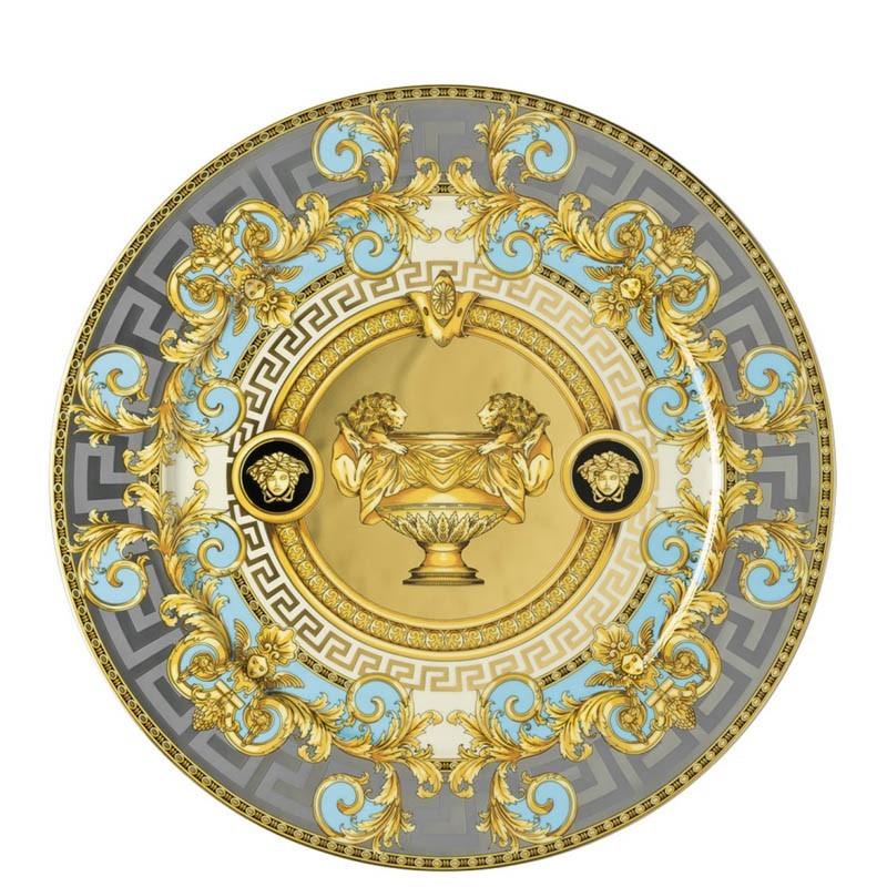 Versace Prestige Gala Le Bleu Piatto Segnaposto 30 cm