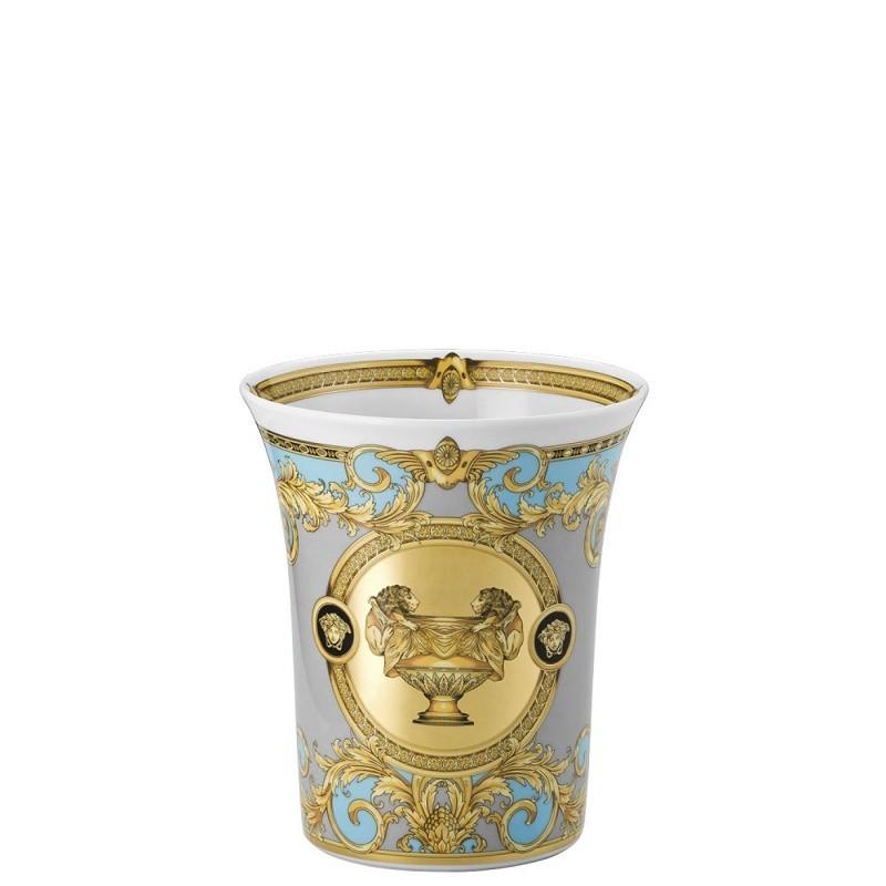 Versace Vaso Prestige Gala Le Bleu 18 cm