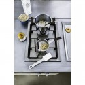 Sambonet 12'O'Clock Grey Casseruola alta 1 manico 14 cm con coperchio