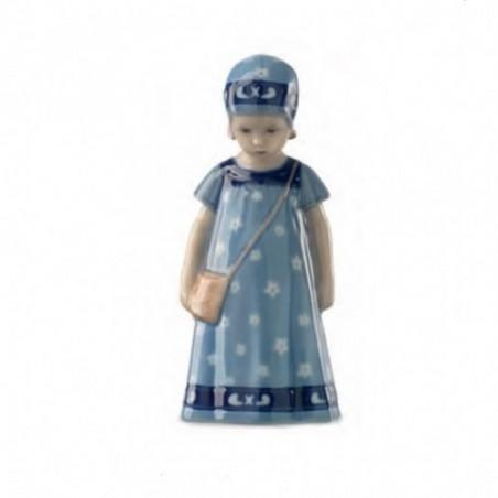 Royal Copenhagen Statuina Elsa Blu Limited Edition