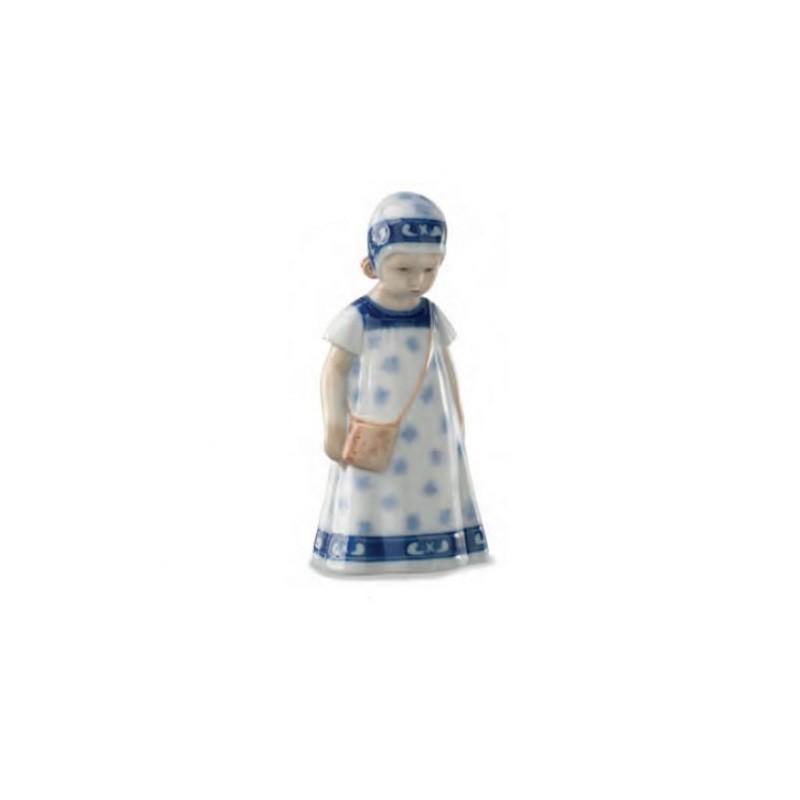 Royal Copenhagen Elsa bianca limited edition 1028404