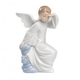 Nao Statuina Angelo Custode-Watching Over You 02001597