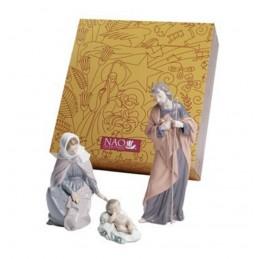 Nao Statuina Set Natività-Nativity Set 02007026
