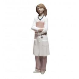 Nao Statuina Dottoressa-Doctor Female 02001684
