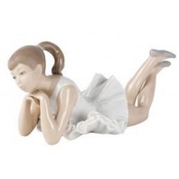 Nao Statuina Ballerina Pensosa-Pensive Ballet 02000149