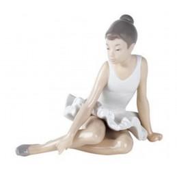 Nao Statuina Ballerina Seduta-Seated Ballet 02000147