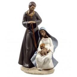 Nao Statuina Sacra Famiglia-The Holy Family 02012007 Gres