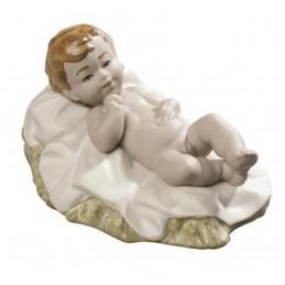 Nao Statuina Gesù Bambino-Baby Jesus 02012020 Gres