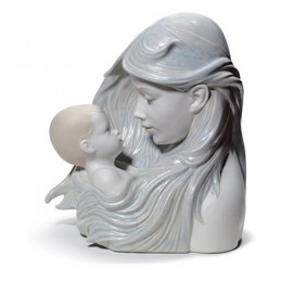 Lladrò Statua Dolce Carezza-Sweet Caress 01008582