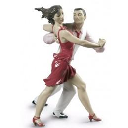 Lladrò Statua Amanti Appassionati-Passionate Lovers 01011914