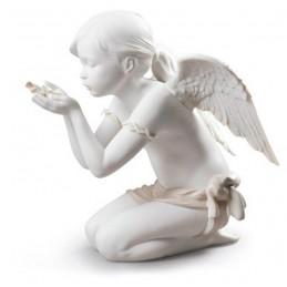 Lladrò Statua Un Soffio di Fantasia-A Fantasy Breat 01009223