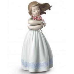 Lladrò Statua Tender Innocence 01009216