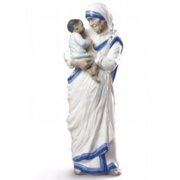Lladrò Madre Teresa di Calcutta-Mother Teresa of Calcutta 01009247