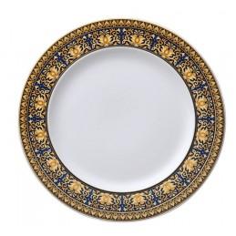 Versace Rosenthal Medusa Blue Plate 22 cm