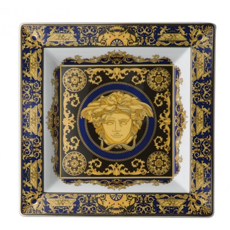 Versace Medusa Blue Coppa 22 cm