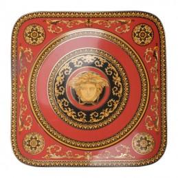 Versace Medusa Piatto Segnaposto 33 cm quadrato