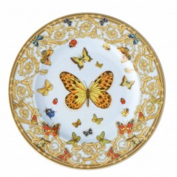 Versace Le Jardin de Versace Piatto Piano 18 cm