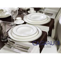 Villeroy & Boch White Lace Servizio Piatti 36 Pz