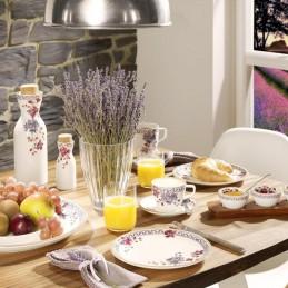 Villeroy & Boch Artesano Provencal Lavendel Servizio Piatti 18 Pz