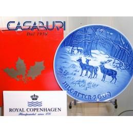 Piatto Natale Royal Copenhagen 1970