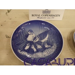 Piatto Natale Royal Copenhagen 1970