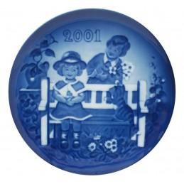 Bing & Grondahl Piatto del Bambino 2001