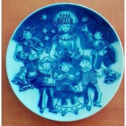 Bing & Grondahl Piatto del Bambino 2002